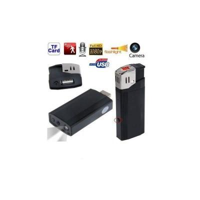 Bật Lửa Camera Full HD V18
