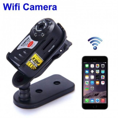 Camera IP Wifi Mini HD Q7