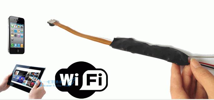 Camera siêu nhỏ wifi V99