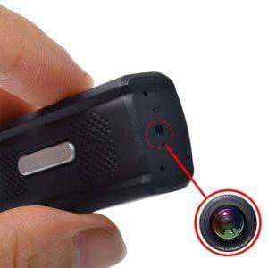 Camera ngụy trang tai nghe Bluetooth
