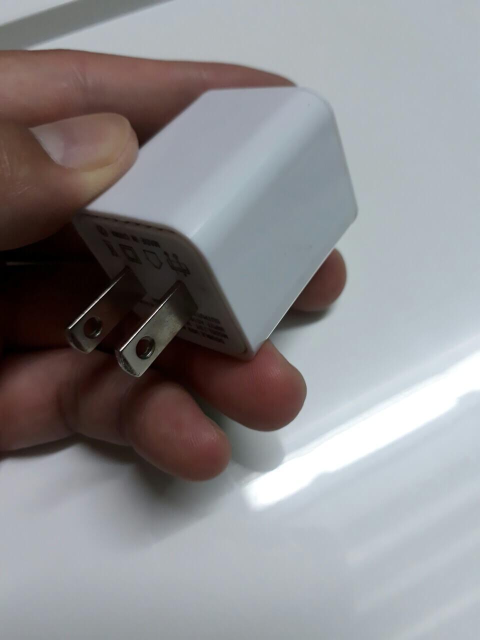Máy nghe lén ngụy trang sạc iPhone