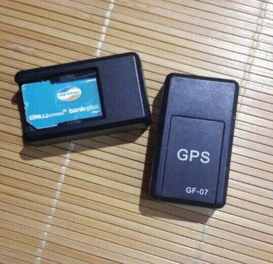 Máy nghe trộm GF07 có ghi âm và định vị siêu nhỏ